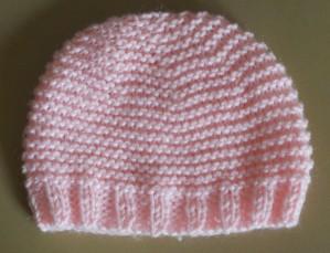 Tuto bonnet naissance - altoservices 121b8b6a3fc