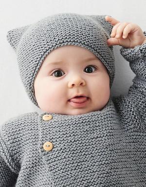 44a344595de Bonnet bébé phildar - altoservices