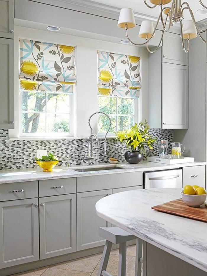 Modele rideau cuisine avec photo altoservices - Rideau porte fenetre cuisine ...