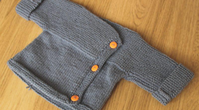 Tricoter une brassiere bebe facile - altoservices ba2c981d61b