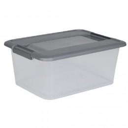 Caisse plastique pliable gifi