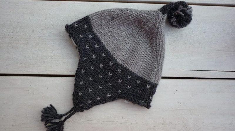 61ba43ea05ed Bonnet peruvien bébé tricot - altoservices