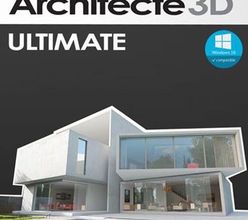 architecte 3d ultimate crack altoservices. Black Bedroom Furniture Sets. Home Design Ideas