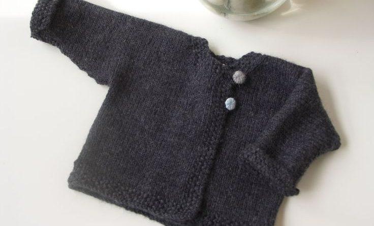 e4d7cc467a85 Modèle tricot bébé gratuit à télécharger - altoservices
