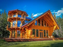 Maison bois pioneer