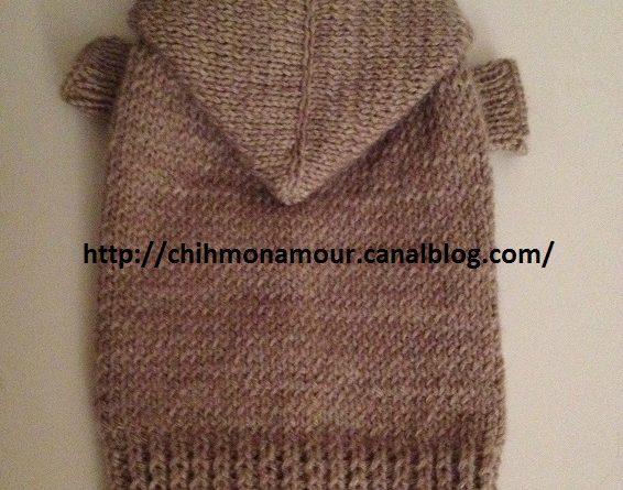 Comment tricoter un pull pour chien - altoservices 2694ce65d7b