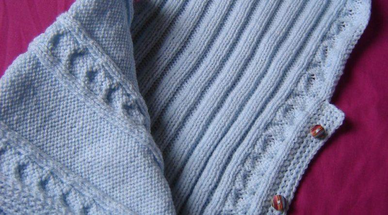 Comment tricoter un nid d ange - altoservices 5648df5e4e0