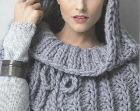 Tuto echarpe capuche crochet - altoservices 3f5072997ac