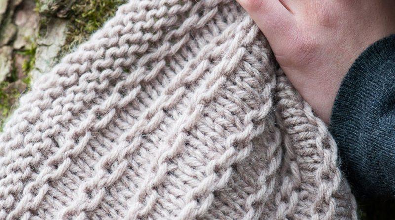Tricoter une écharpe débutant - altoservices df7d69108ed