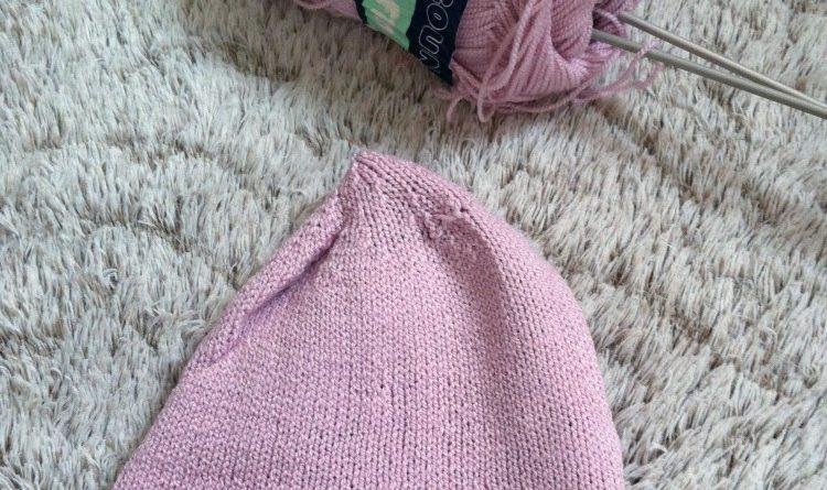 Bonnet naissance tricot facile - altoservices ff3733d331d
