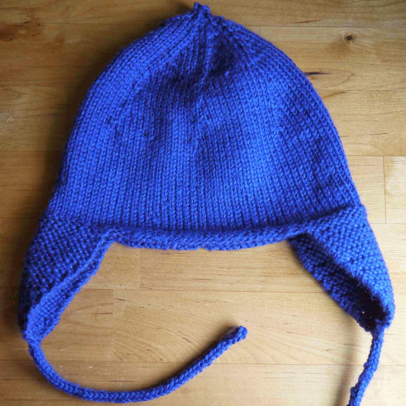 Comment tricoter des oreilles sur un bonnet - altoservices 4deb314c01e