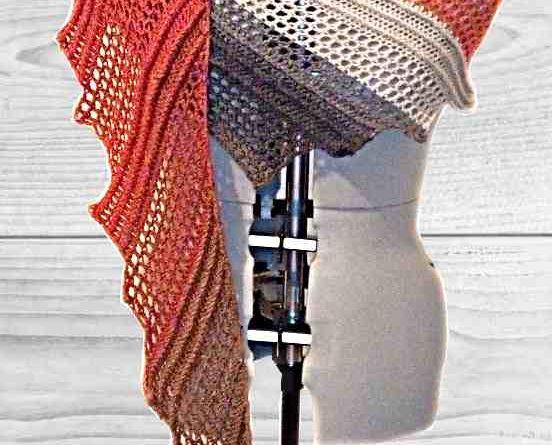 518f25207b26 Echarpe queue de dragon au crochet - altoservices