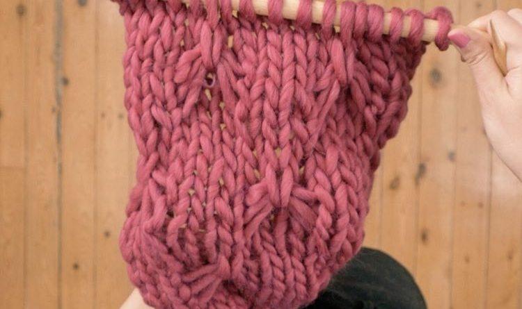 Comment tricoter echarpe laine papillon - altoservices 01db30404c4