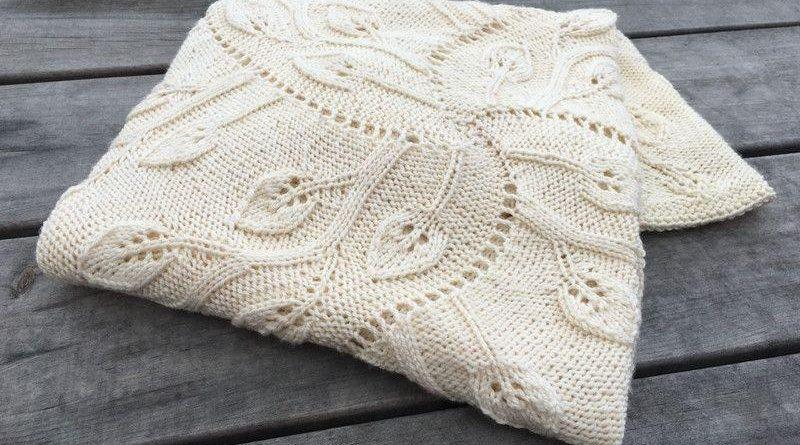 5aba2a11ece Tuto tricot couverture bébé - altoservices