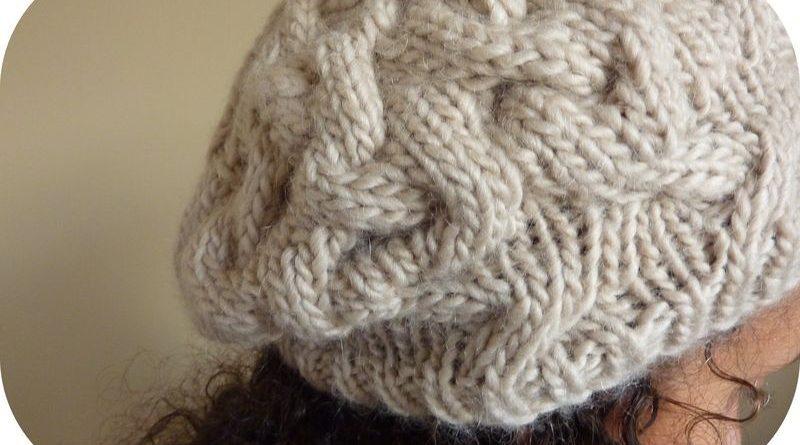 Beret a tricoter modele gratuit - altoservices dd089a2f078
