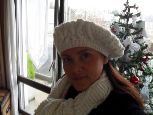 f82f2bd99f9e Modele beret tricot femme gratuit - altoservices
