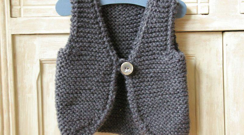 f6f4322f1711 Patron tricot gilet sans manche femme gratuit - altoservices