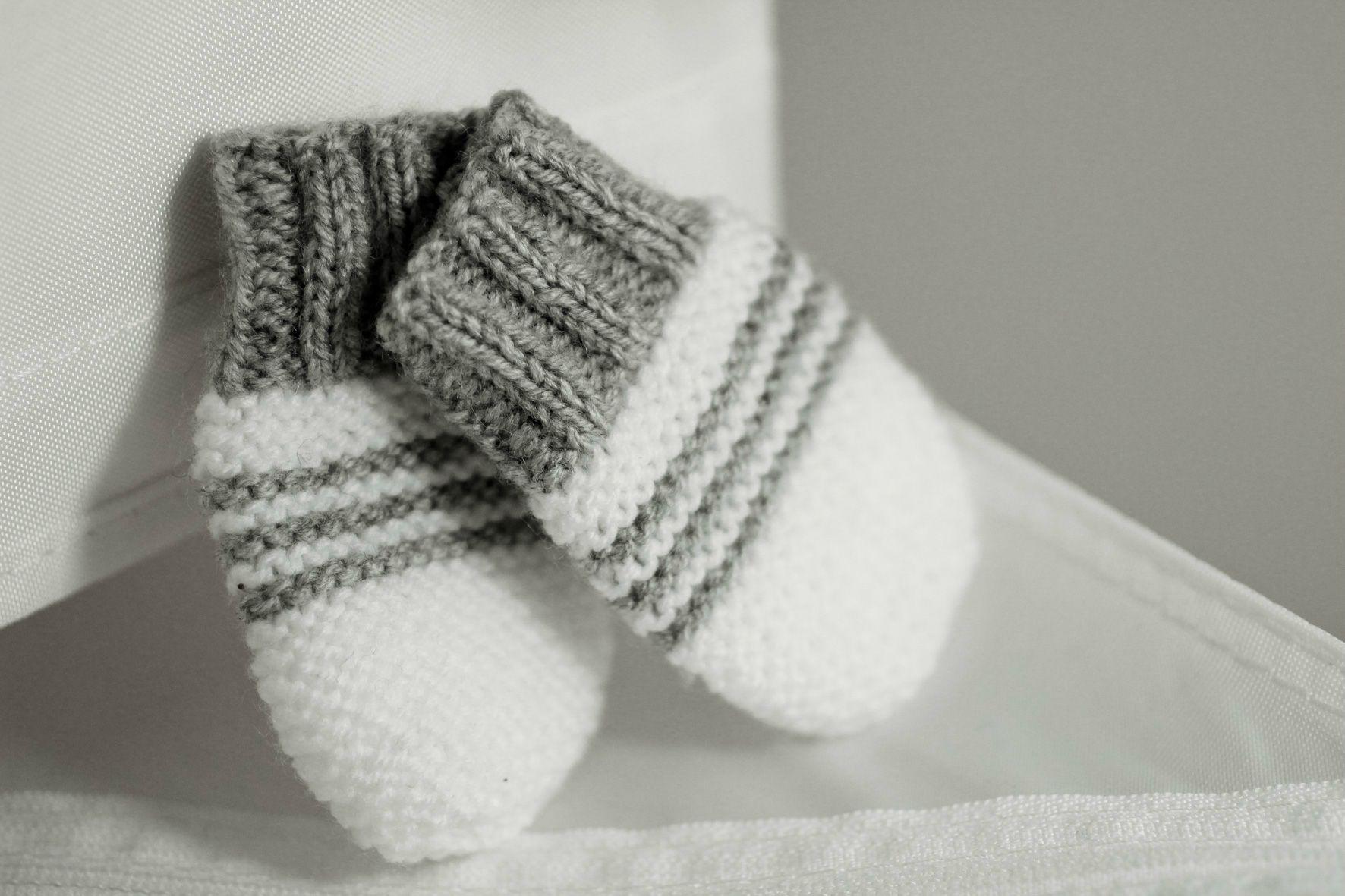 Tricoter des moufles bebe facile - altoservices 79dd9f39bcb