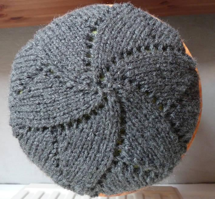 Patron beret femme - altoservices bb8d3008ab3