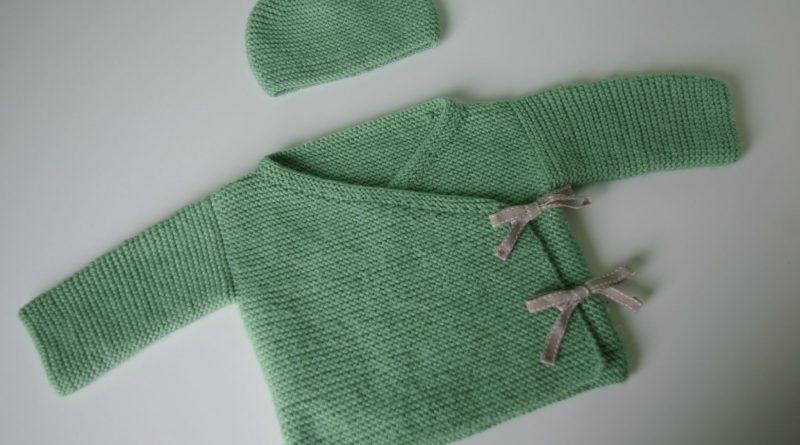 f8a80c7155a1 Tuto tricot brassiere bébé facile - altoservices