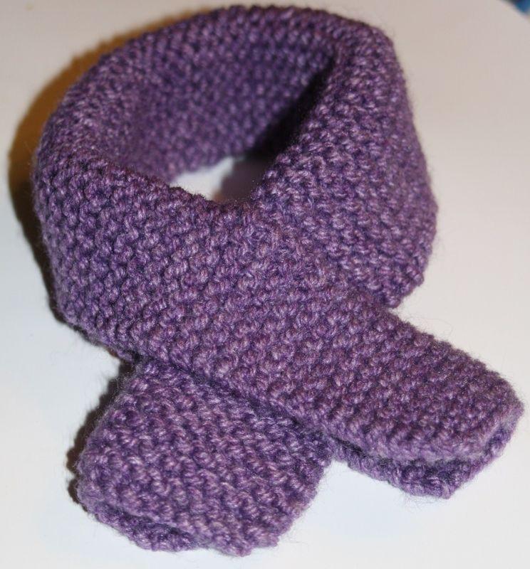 b3c7116cbbe6 Comment tricoter une écharpe débutant - altoservices