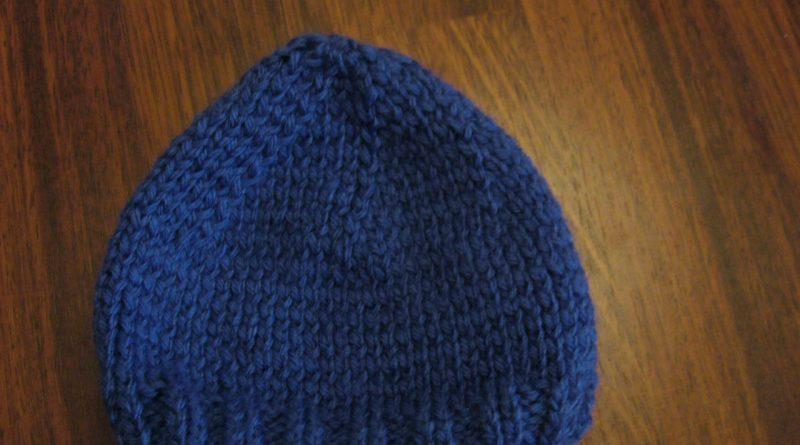 Tuto bonnet bebe naissance - altoservices a38cd5f49dd