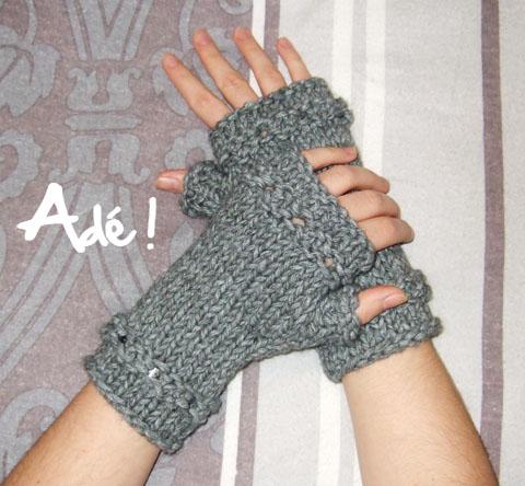195047e49926 Comment tricoter des gants sans doigts - altoservices