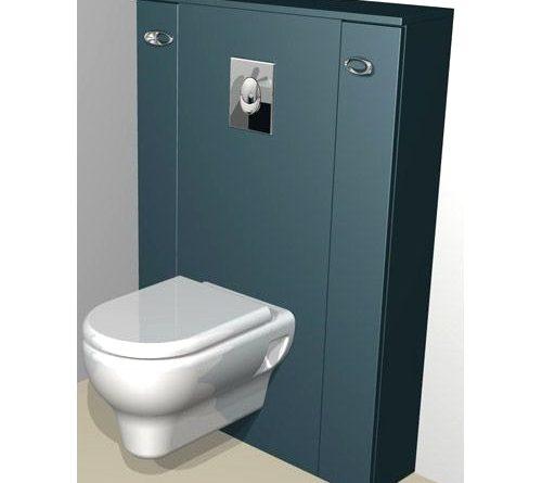 coffrage wc suspendu avec rangement altoservices. Black Bedroom Furniture Sets. Home Design Ideas