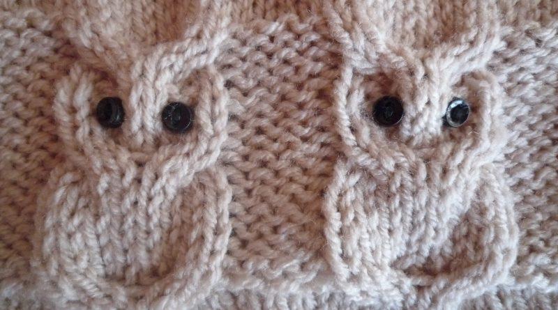 Explication bonnet hibou tricot - altoservices b246081fd18