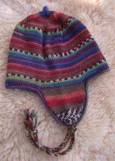 Tuto bonnet peruvien tricot - altoservices fcf2a7fc021