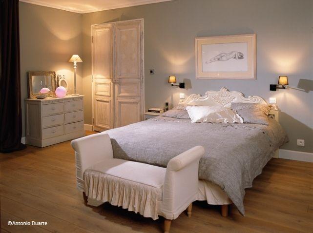 chambre parentale romantique altoservices. Black Bedroom Furniture Sets. Home Design Ideas