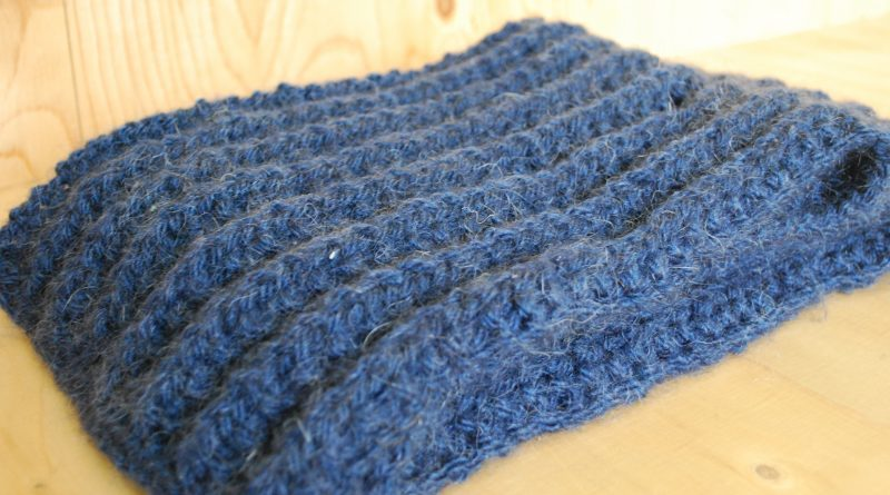 Tricot fausse cote anglaise - altoservices 94522016afd