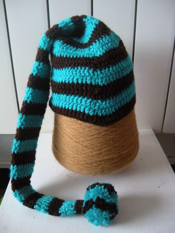Tuto bonnet lutin tricot adulte - altoservices d411df75958