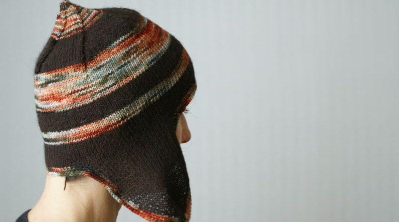 Modèle tricot bonnet péruvien adulte - altoservices 1142b5a22bf