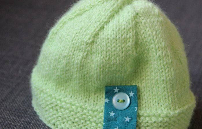 Tricot bonnet naissance gratuit - altoservices a722d035d59