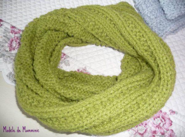 Modele tricot tour de cou femme gratuit - altoservices 688cd69d1d7