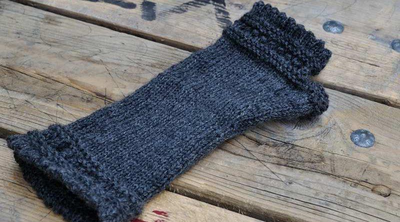 Tricoter mitaines sans doigts - altoservices c89ead3de1d