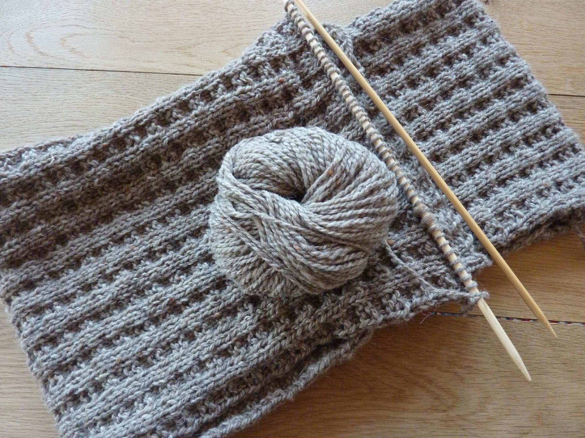 c2ad5fc6954 Comment aplatir un tricot qui roule - altoservices