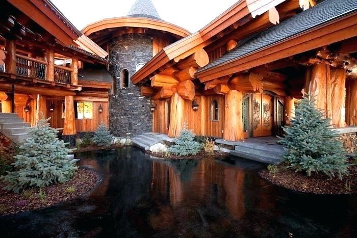 Pioneer maison en bois