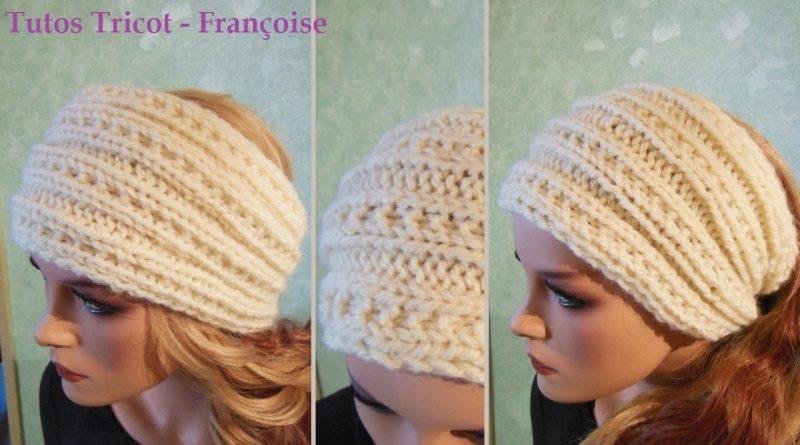 Tuto bonnet cache oreille tricot - altoservices b092c075ad4