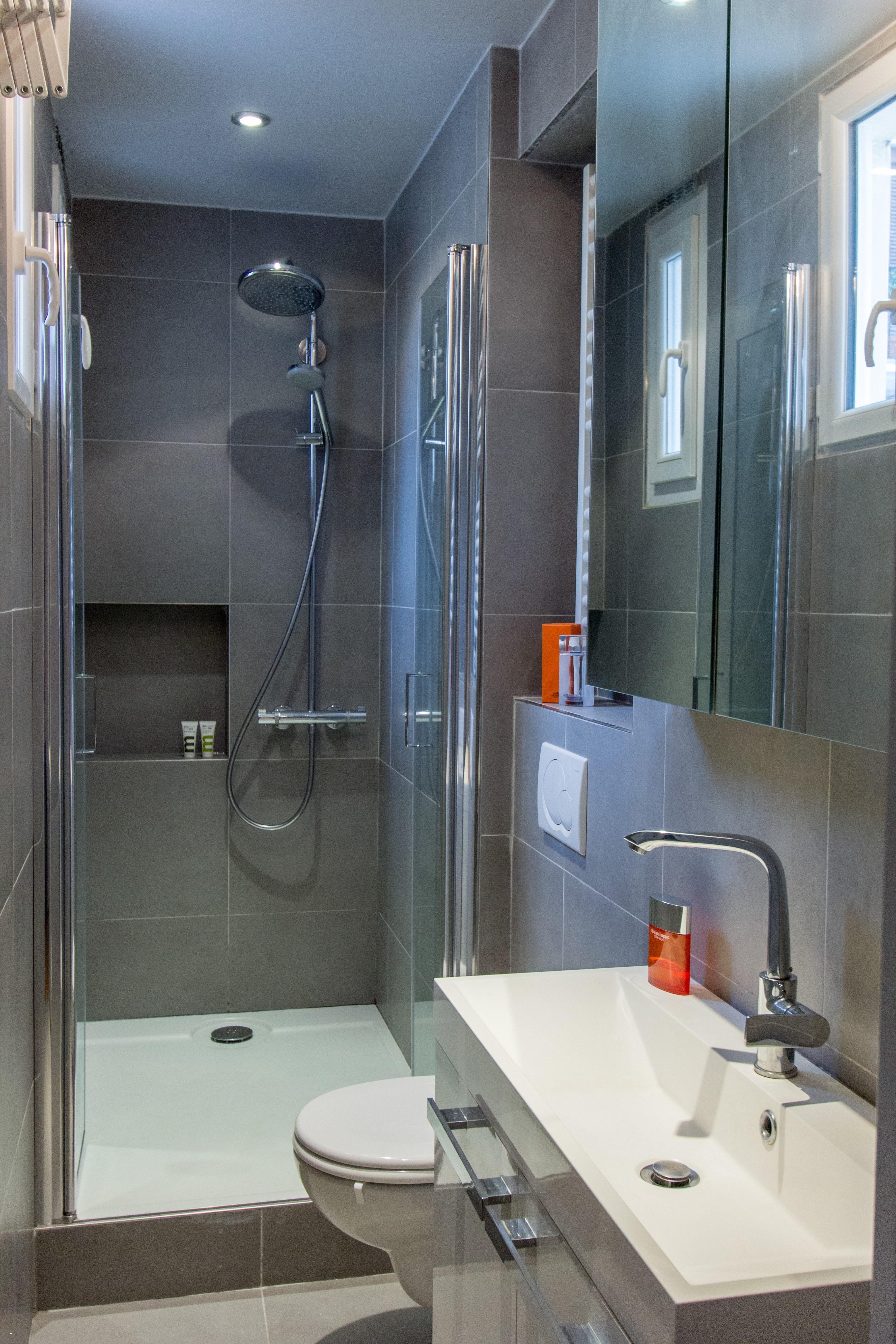 Mini salle d\'eau 2m2 - altoservices