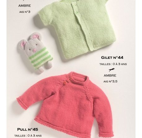 002a83a17d56 Doudou tricot modèle gratuit - altoservices