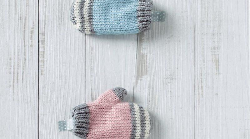 d9be83a6418b Moufle bébé tricot facile - altoservices