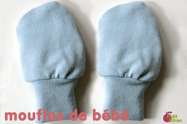 01a86b7a2beb Tuto moufle bébé - altoservices