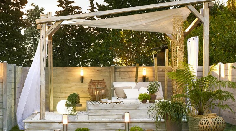 tonnelle boston luxe leroy merlin altoservices. Black Bedroom Furniture Sets. Home Design Ideas