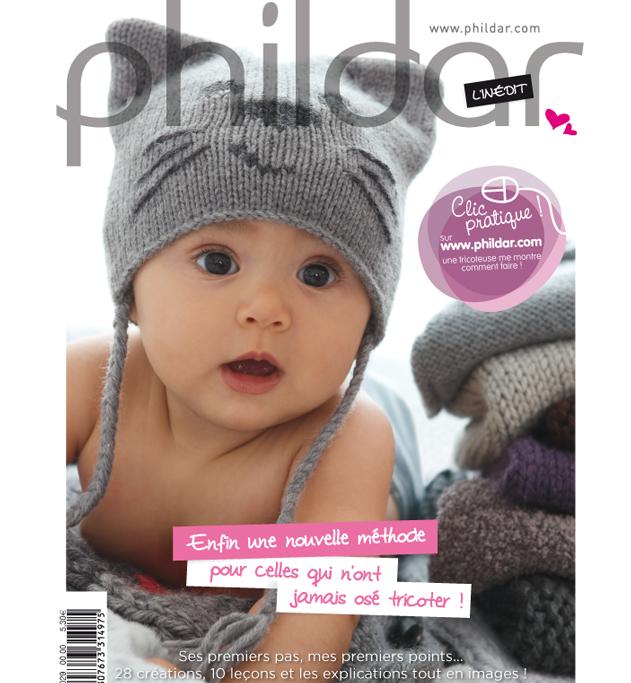 bc6a82d1486 Phildar modele bonnet bebe gratuit - altoservices