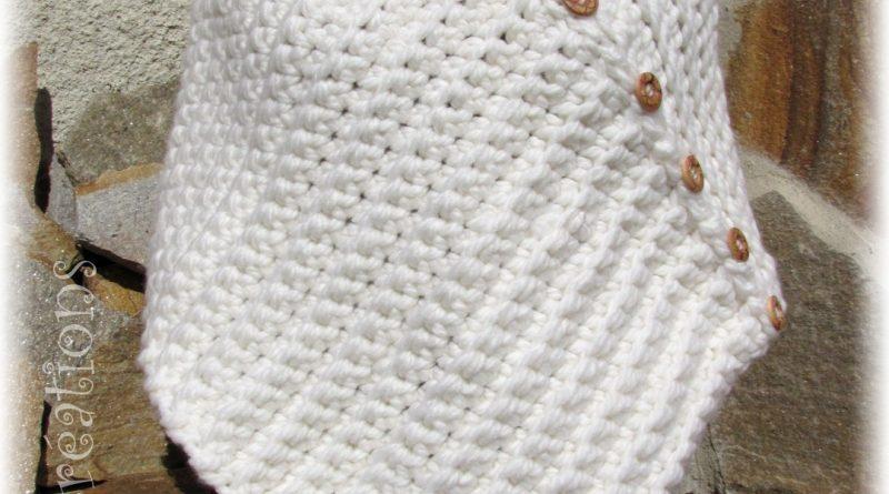 Poncho facile tricot - altoservices c2a0537e3c2