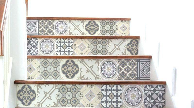 stickers contremarche leroy merlin altoservices. Black Bedroom Furniture Sets. Home Design Ideas