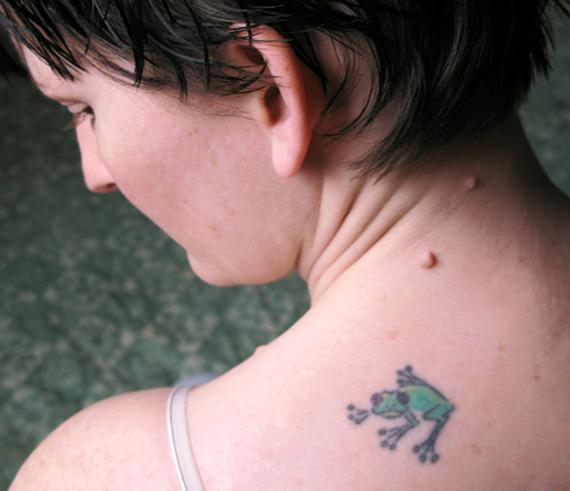 Tatouage Femme Epaule Discret Altoservices
