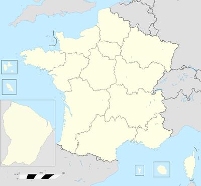 Des régions de france